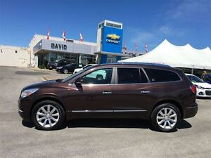 2015 Buick Enclave Premium AWD 5DR, LEATHER, SUNROOF!!