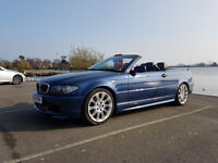 BMW 3 Series 320Ci Sport Convertible - READY FOR SUMMER!!