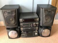 Sony LBT-XB80AV compact Hi-Fi stereo system