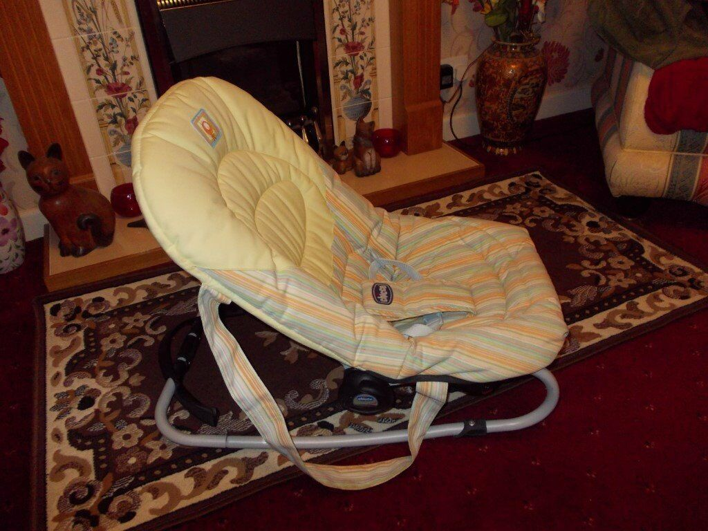 Chicco Baby Bounce Chair