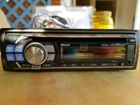 Alpine CD receiver cde-113bt