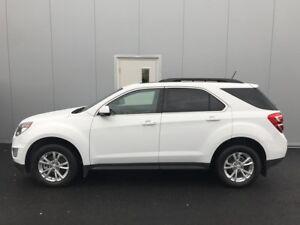 2017 CHEVROLET EQUINOX AWD LT LT