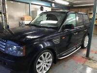 07 Range Rover SP HSE TdV8