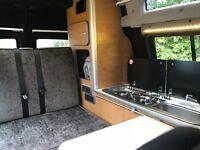 🚙08 & 57 Fiat Doblo 2 berth High-roof 1.4 PETROL Active Camper Van motorhome dayvan compact small