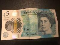 Five Pounds AA444