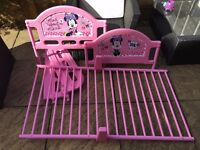 Minnie Mouse Cot Bed