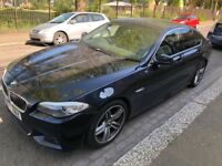 BMW 520D M-SPORT-FULL SERVICE-GOOD CONDITION!