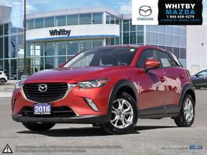 2016 MAZDA CX-3 GS-LUXURY PACKAGE