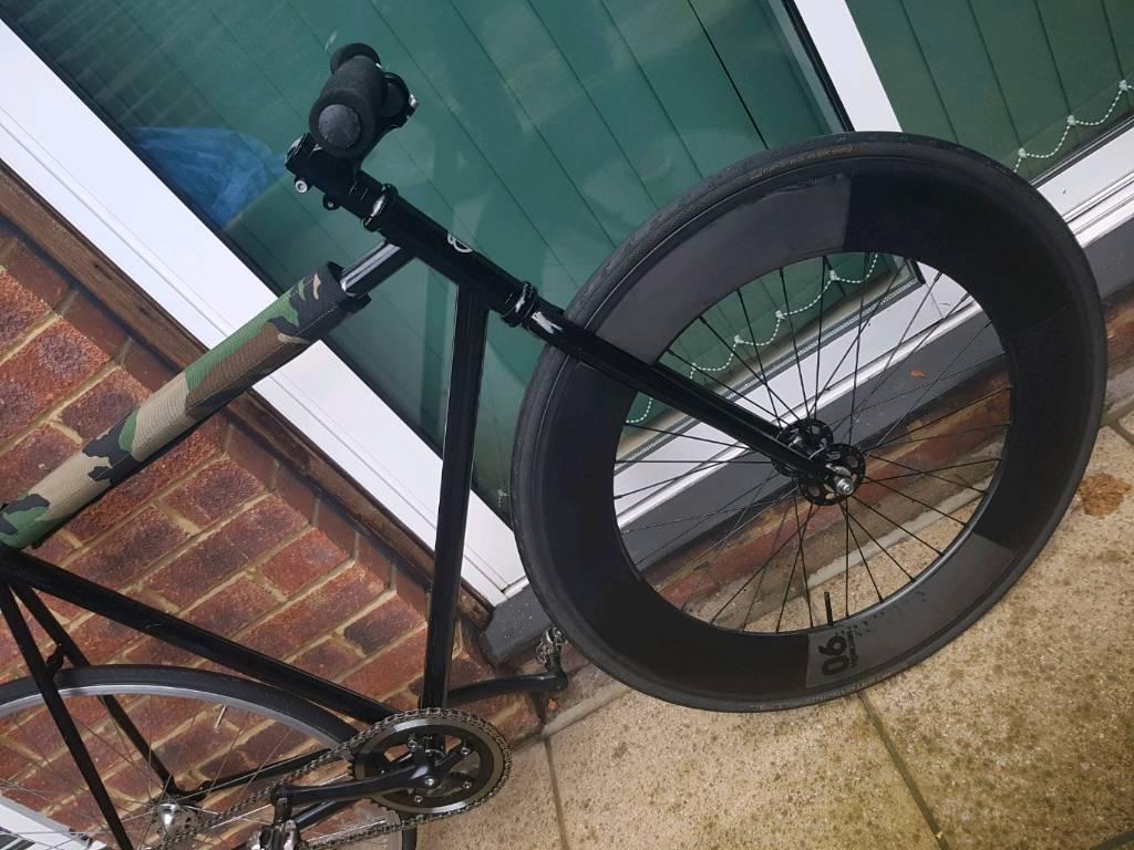 Blb fixie track bike size 58