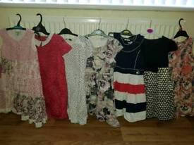 Girls Dresses age 5-6 & 7-8yrs