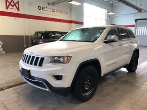 2014 Jeep Grand Cherokee LIMITED, AWD, LEATHER INTERIOR,SUNROOF,