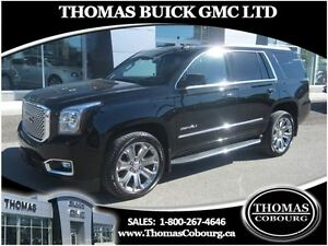 2015 GMC Yukon Denali - LOADED!