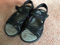 Slazenger kids sandals size UK - C 12