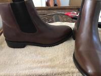 Samuel Windsor man boots