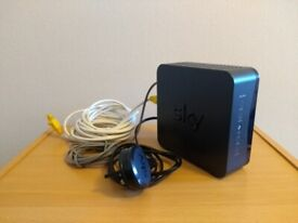 Sky Hub Wireless Router + 4m Ethernet Cable