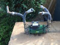 Lot of 6 Shower pumps monsoon/Stuart Turner/Watermill