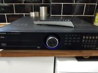 Samsung DVR SRD-870D 8 Channel Professional Video Recorder - 1080p - 1 TB HDD used