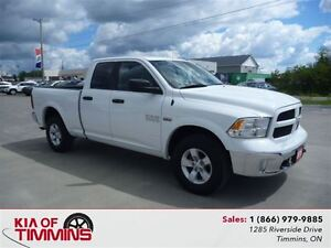 2015 Ram 1500 SLT Outdoorsman Low Km 4X4