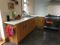 Chesterton solid wood kitchen
