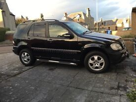 Merc ml320 automatic, swap.. Any auto considered