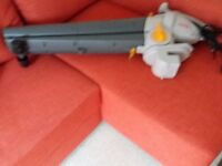 RYOBI eletric blower / vac 2200 W - RBV - 2200 with bag