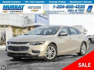 2016 Chevrolet Malibu Hybrid *Rear View Camera, Leather Heated S