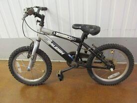 children boy's RALEIGH Striker bike / bicycle
