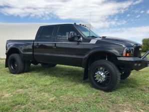 2002 F350 Cummins swapped 6 Spd Dually