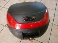 Renntec 32l carrier motorcycle top box
