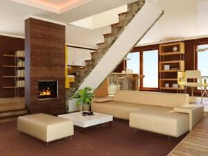 Warm your cold basement 7-15 Celsius with cork flooring and cork underlayment, protect from moisture, mildew