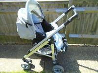 Bebe Confort Loola Push Chair / stroller: Blue Grey: