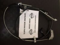 Nissan navara handbreak cable D22 36400vk00a
