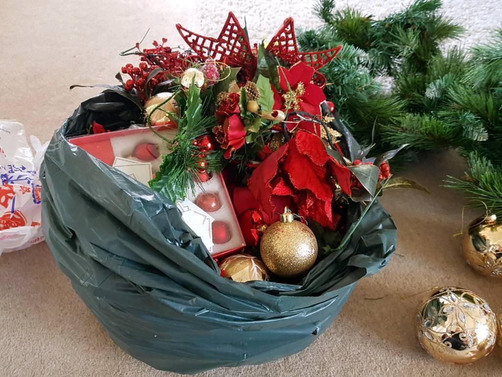 Mixed christmas bits