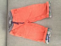 Boden boys cord trousers 12-18mths VGUC