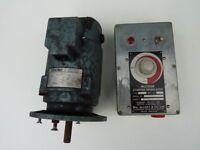 Blacksmiths Forge, Speed controller and blower motor 240v, £45