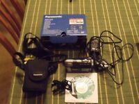 Panasonic SDR-S50 Video Camera with 8Gb SD Card