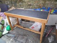 Custom Built DJ/Performance Table
