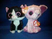 Beanie Boos *brand new* retired with purple hangtags