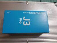 SAMSUNG GALAXY J3 PRO UNLOCKED BRAND NEW COMES WITH WARRANTY & RECEIPT