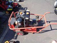 Lobardini 1.6LD 400 Power Jet Wash Diesel 170 Bar