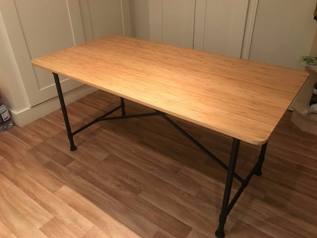 Ikea Karpalund Underframe Amp Ovraryd Dining Table In