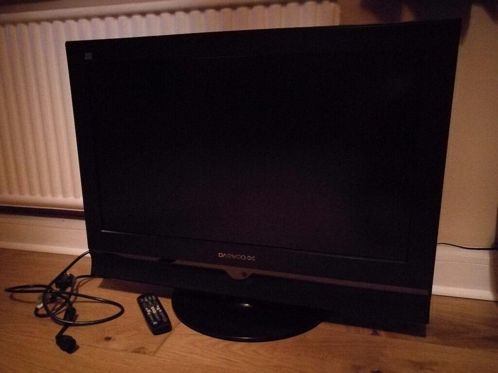 Daewoo 32inch flat screen TV   in Wrexham   Gumtree