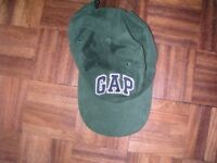 5 baseball caps, including Gap & Lonsdale