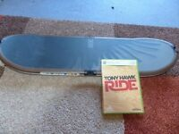 Tony Hawk Ride with Skateboard and 11 games all for xbox 360