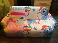My little pony sofa