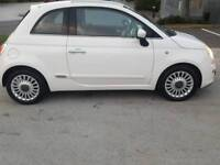 Fiat 500 1.2 lounges BARGAIN *LOW MILLEAGE *12 MONTH'S MOT