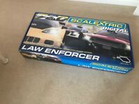 Scalextric Digital Law Enforcer - Police Chase Set