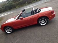 Mx5 Icon ltd edition mk2.5