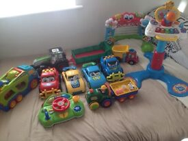 Kids toys job lot for sale wants £25 lot needs gone as due to space as new toys won't go any lower