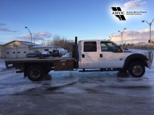 2014 Ford Super Duty F-550 DIESEL DECK TRUCK